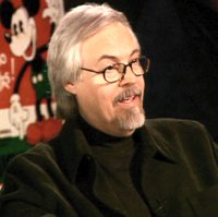 Wayne Allwine, the voice of Mickey Mouse