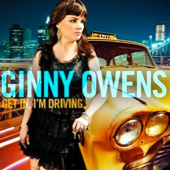 ginny getin 350 Songblog: Ginny Owens: The Sessions for Get In, Im Driving