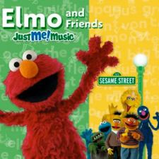 Sesame Street: Elmo disc personalized