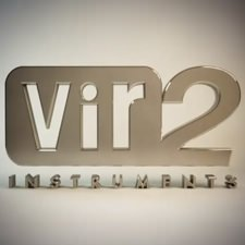 Vir2 Instruments Video Logo
