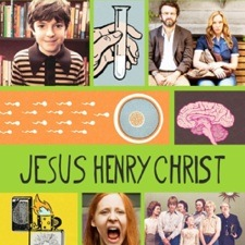 Writing for the film Jesus Henry Christ