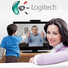 Logitech TV Cam HD Commercial